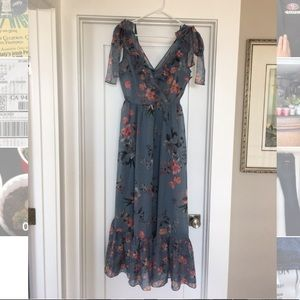 French Connection Floral Dress